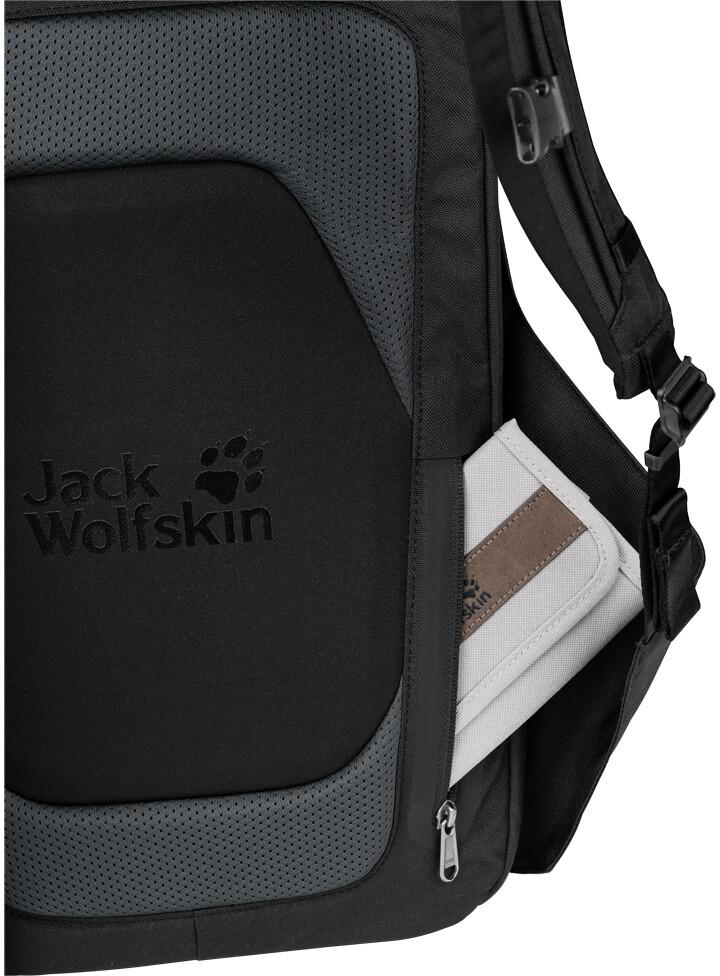 0084a9ea60e Jack Wolfskin Power On 26 Backpack black at Bikester.co.uk